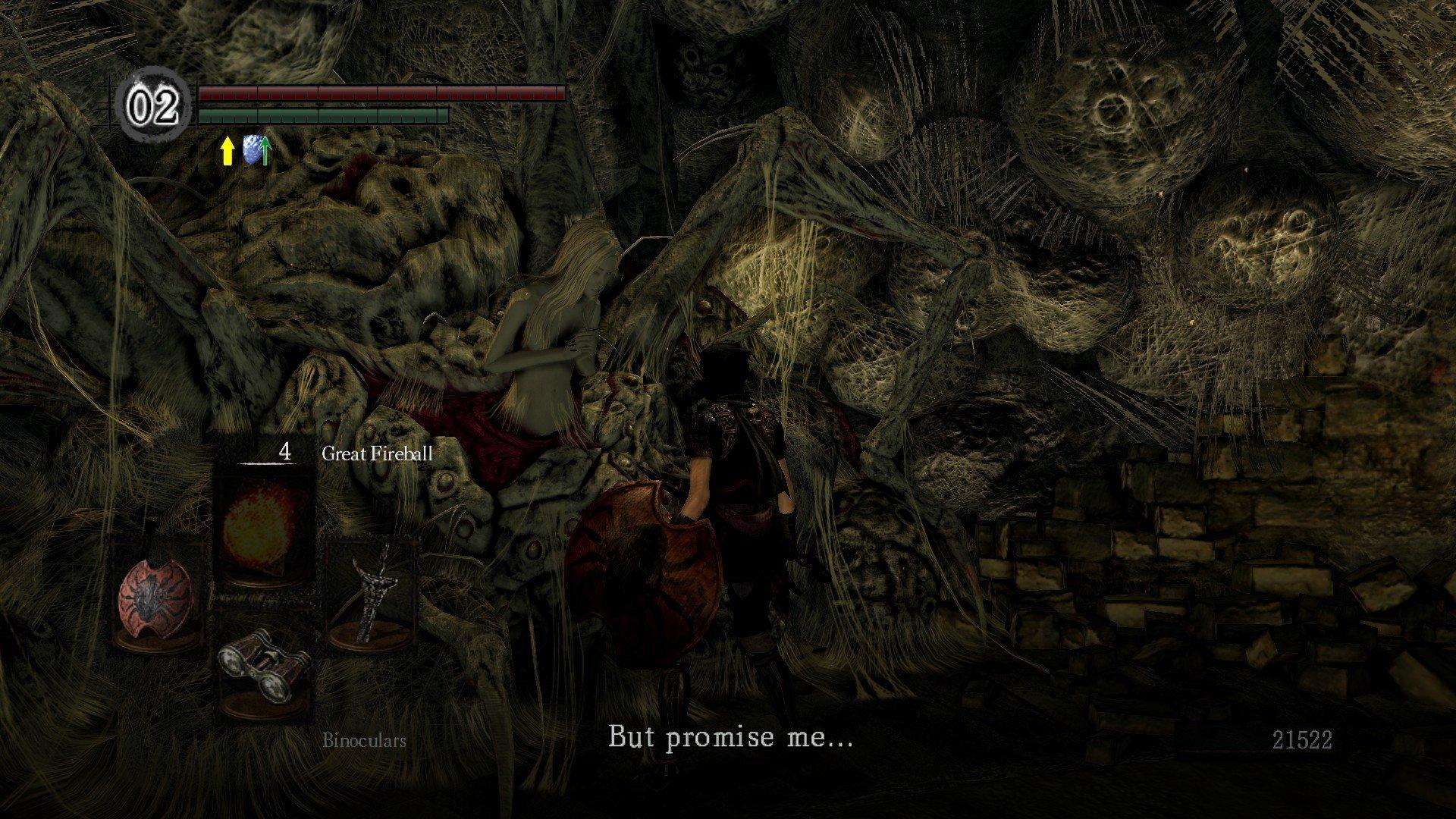 Daughter of Chaos   Dark Souls Wiki