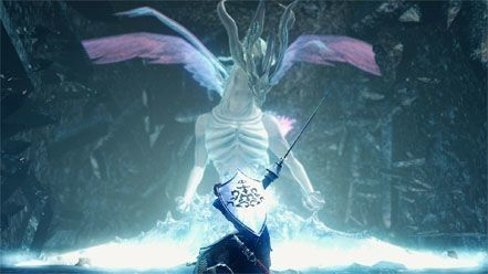 Seath the Scaleless | Dark Souls Wiki