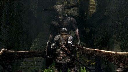 Capra Demon | Dark Souls Wiki