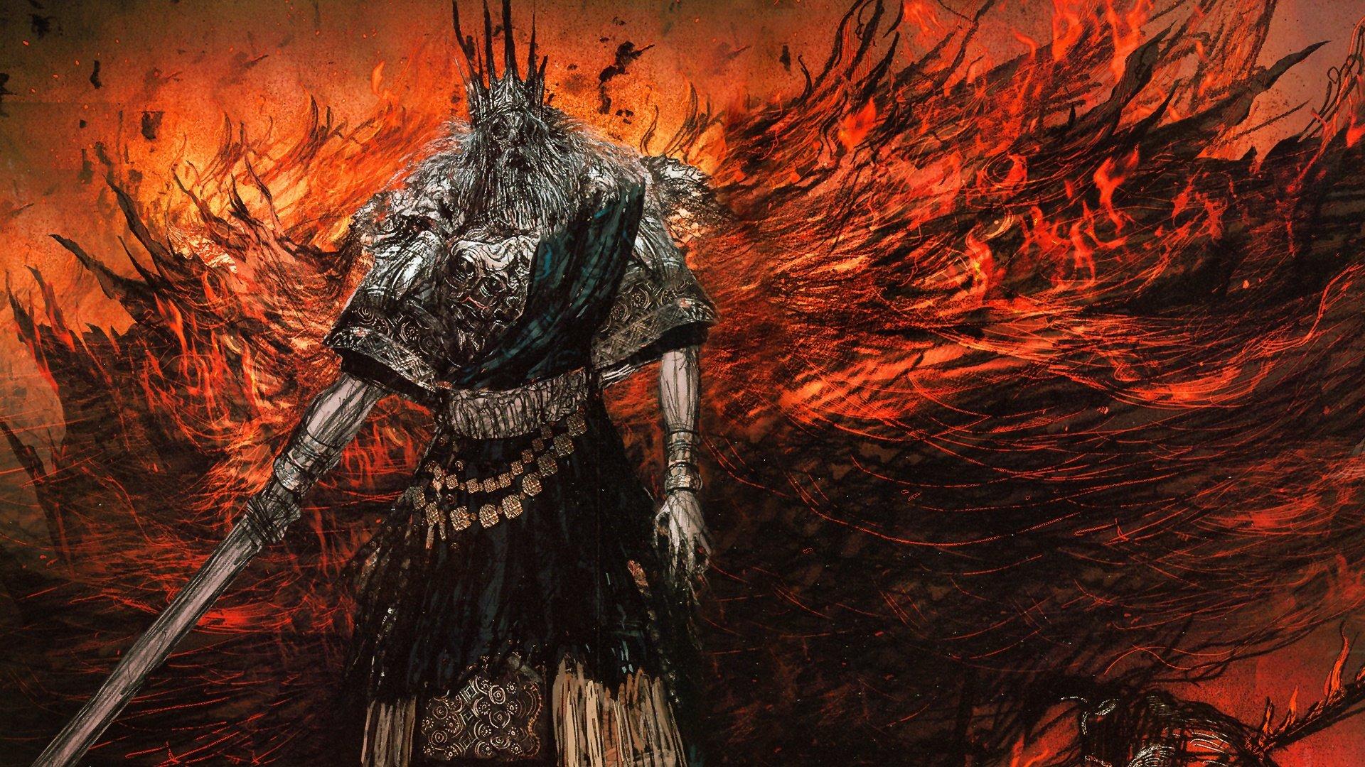 Gwyn Lord of Cinder | Dark Souls Wiki