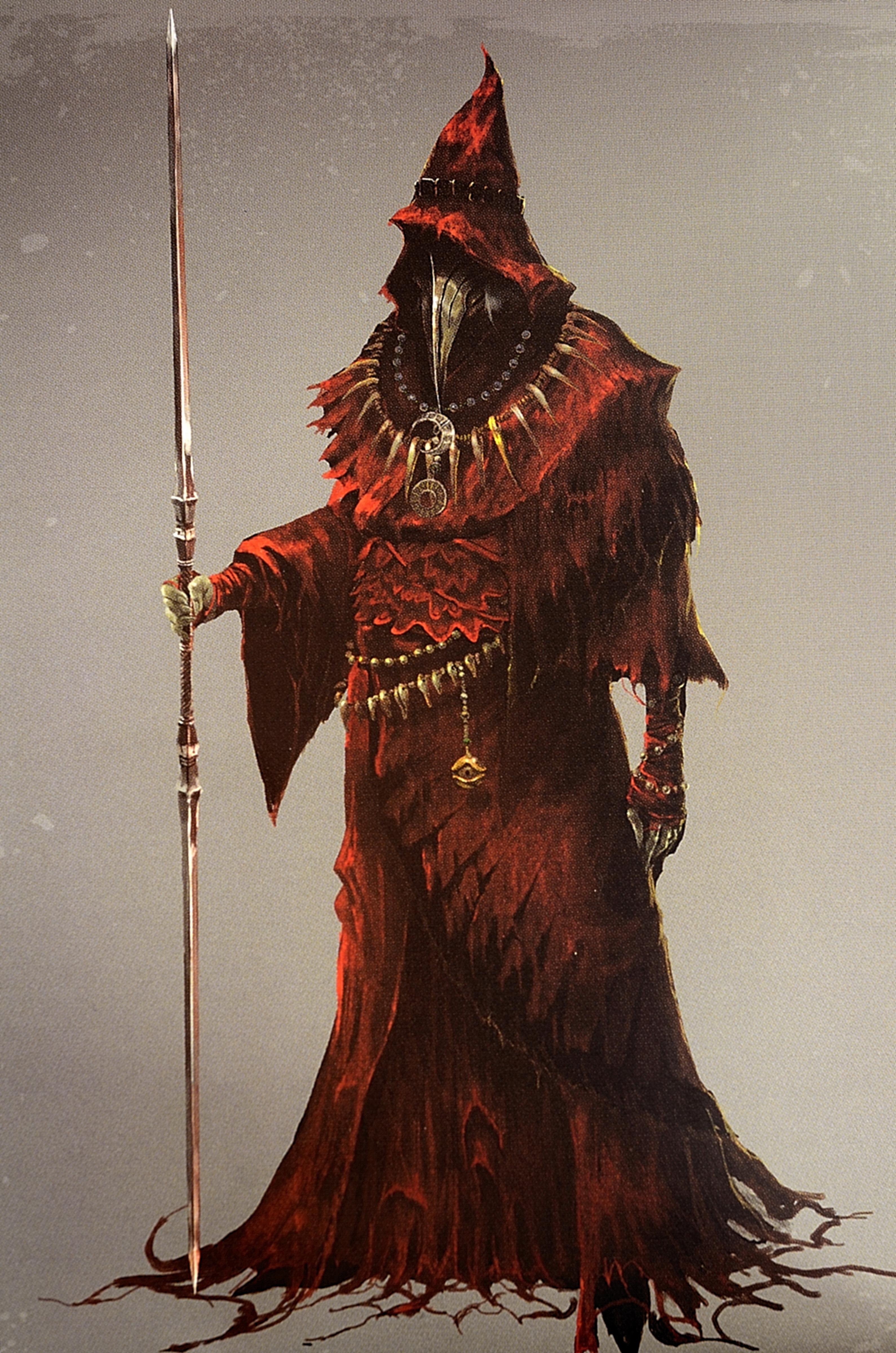 Dark Souls  Magician Build