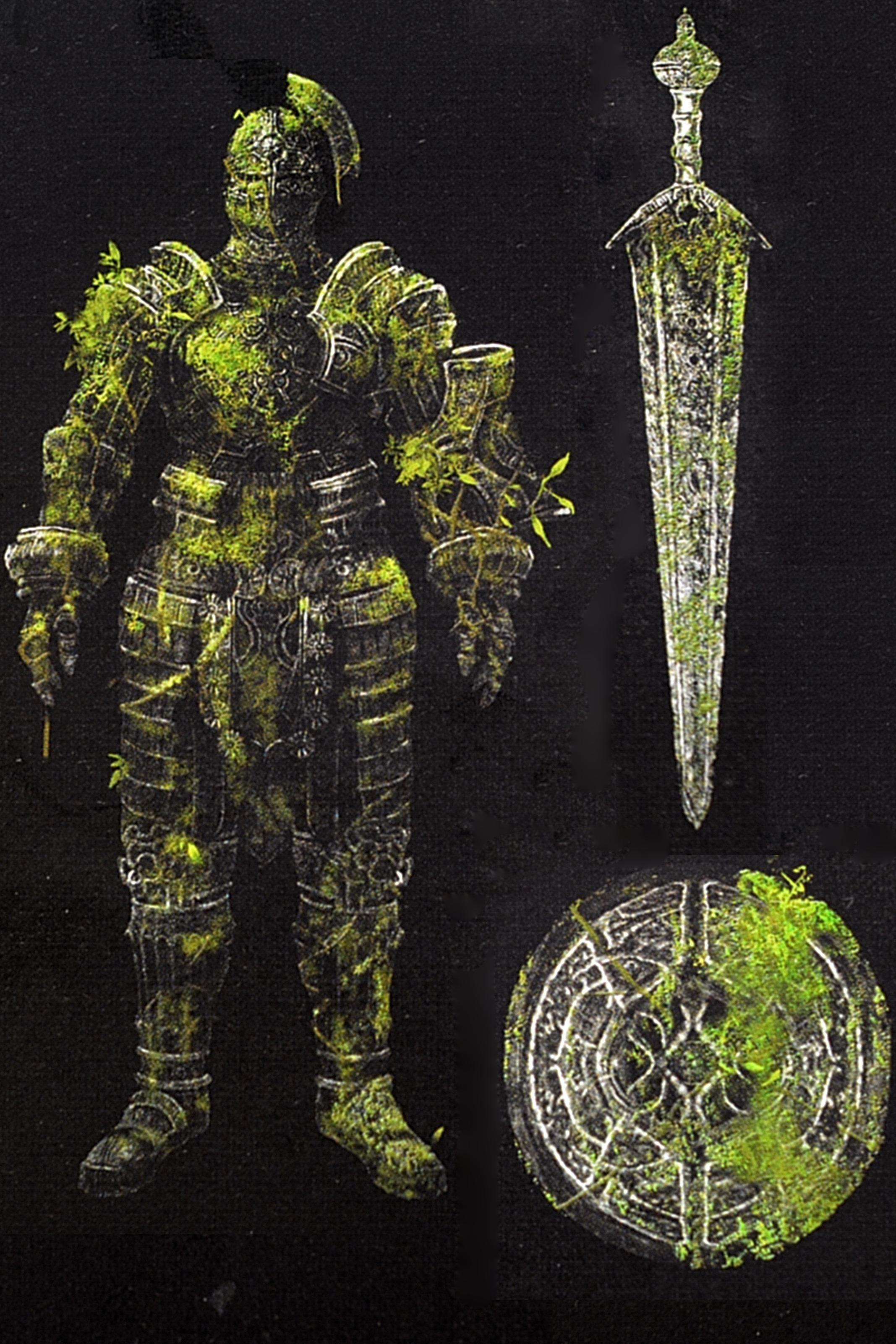 Great stone knight dark souls wiki