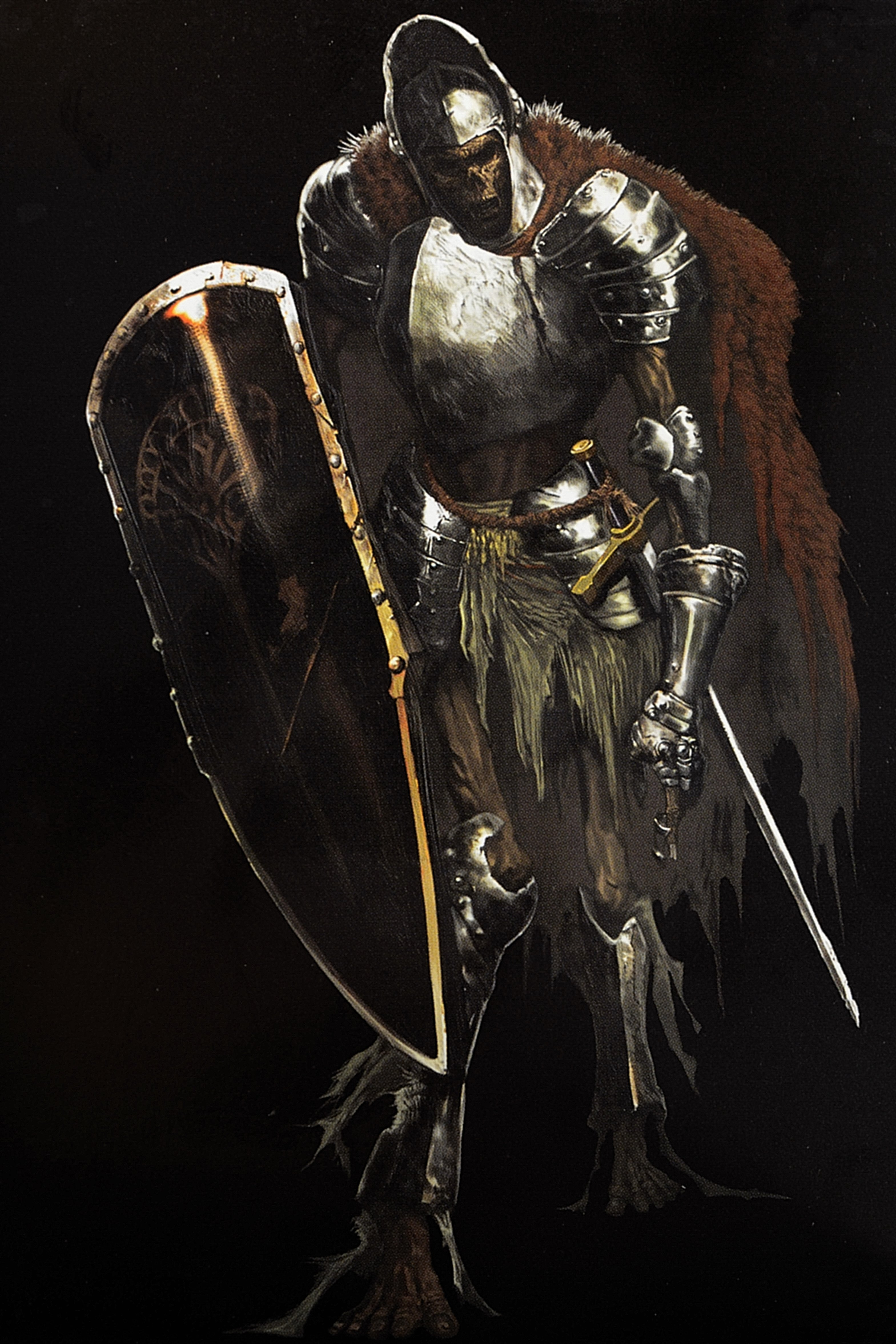 Dark Souls  Character Building