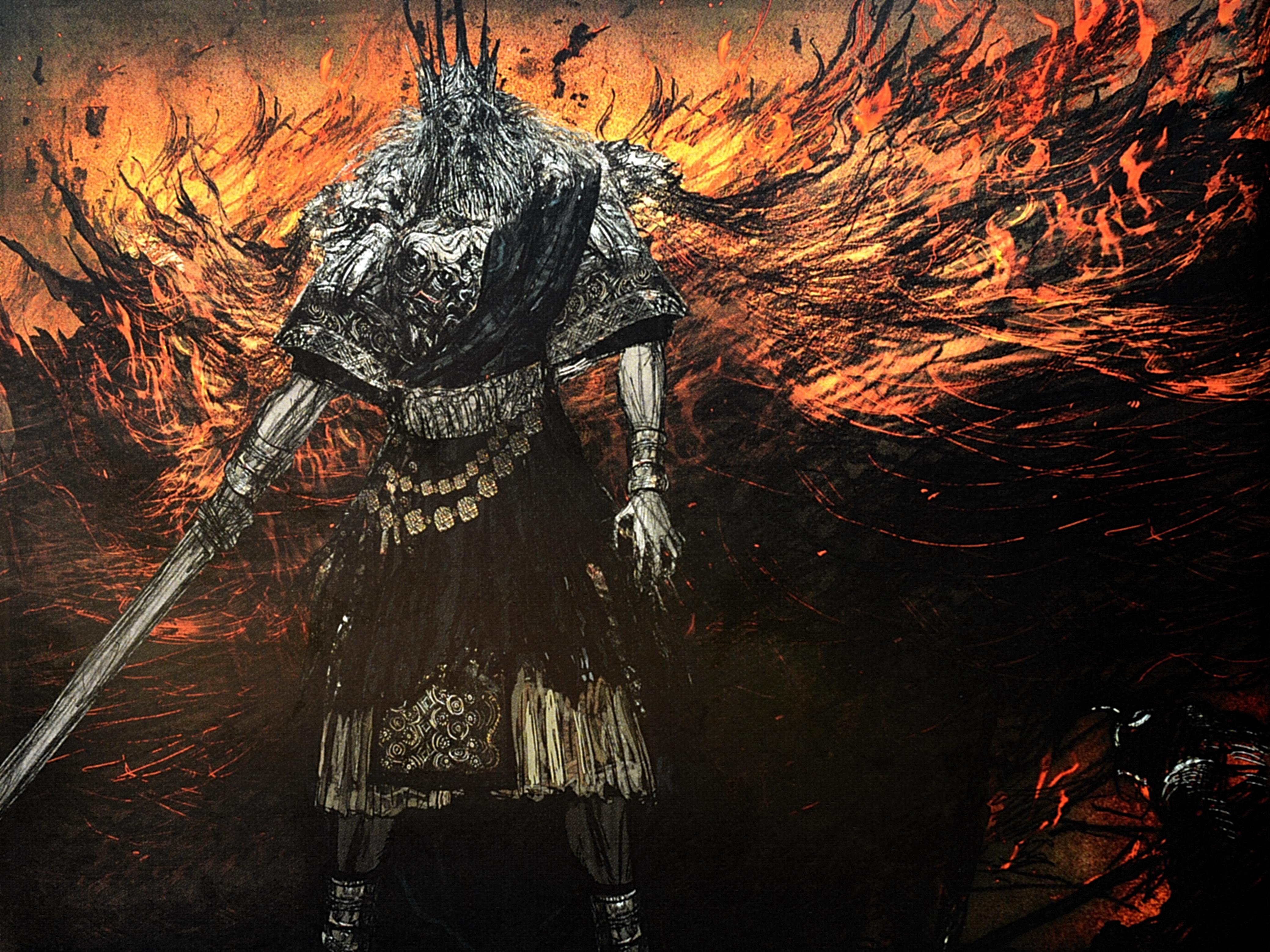 gwyn lord of cinder dark souls wiki