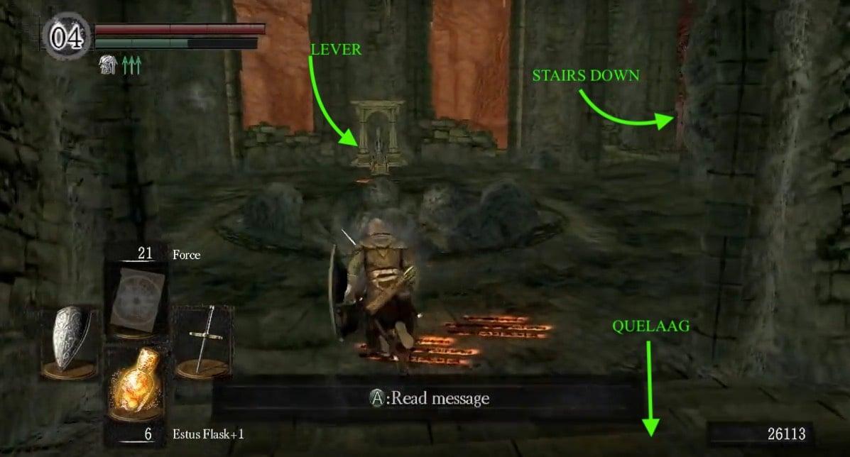Quelaag's Domain | Dark Souls Wiki