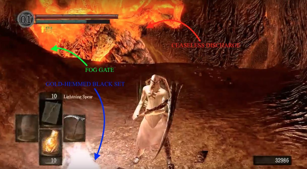 Demon Ruins | Dark Souls Wiki