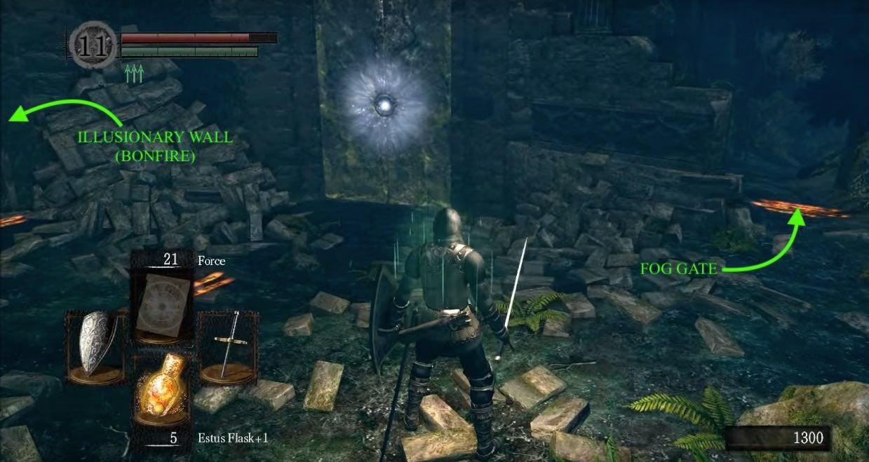 Darkroot Garden | Dark Souls Wiki on