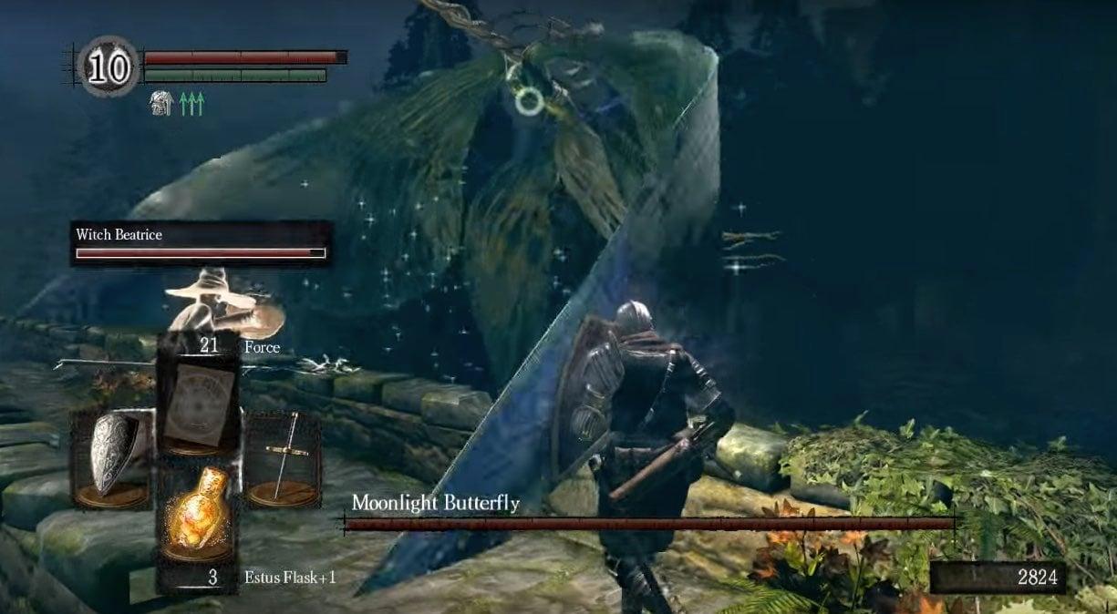 Darkroot Garden | Dark Souls Wiki