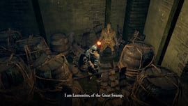 Laurentius of the Great Swamp - Dark Souls Remastered