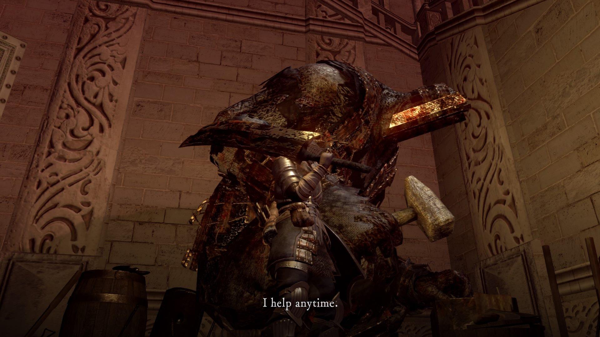 Giant Blacksmith Dark Souls Wiki