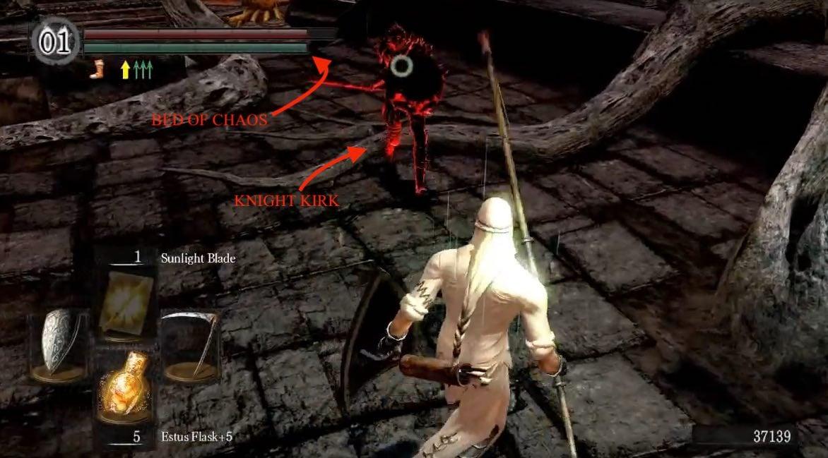 Lost Izalith Dark Souls Wiki