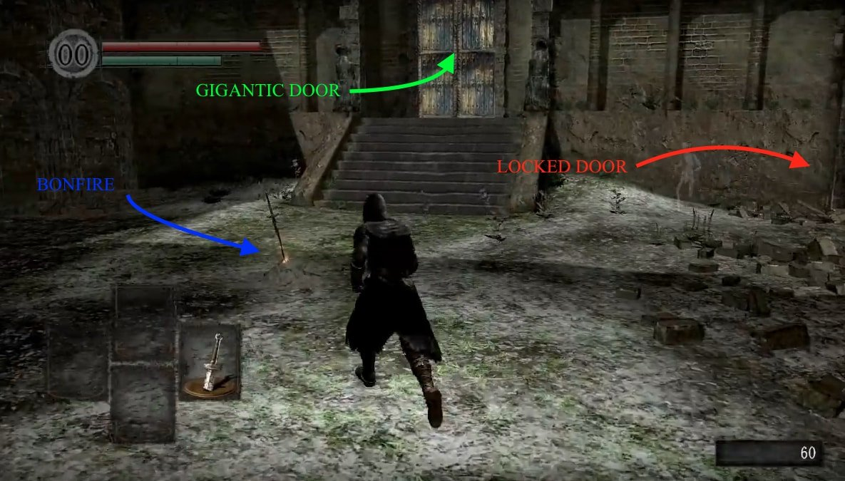 Northern Undead Asylum Dark Souls Wiki