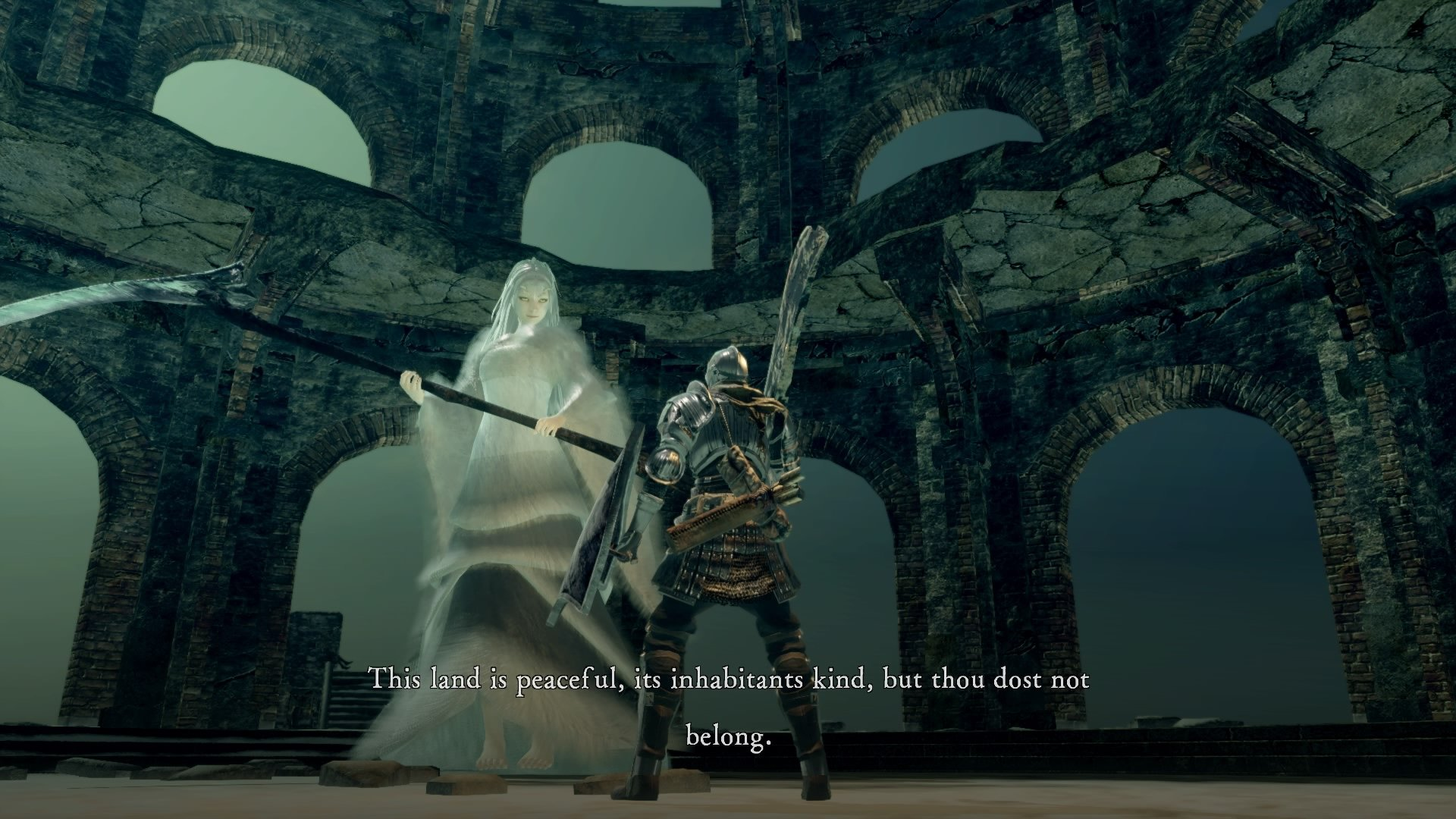 Crossbreed Priscilla | Dark Souls Wiki