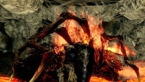 Quelaag's Demon Spider Barf