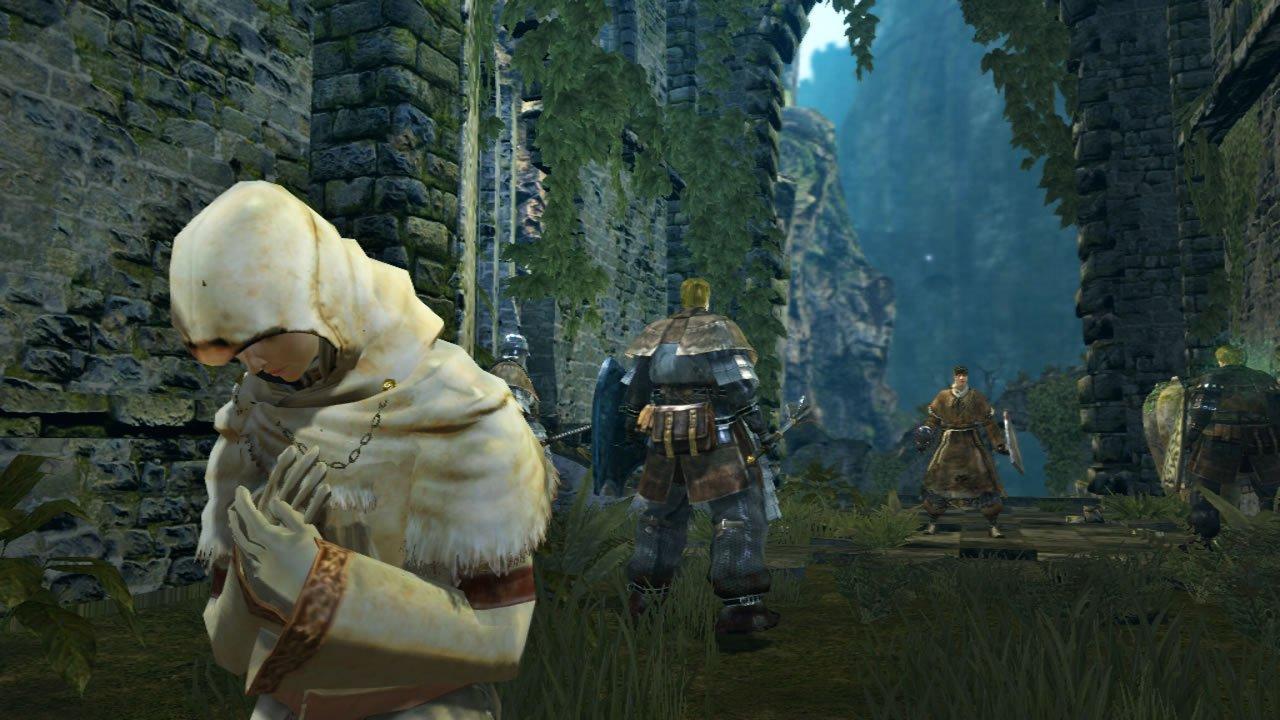 Faith Caster (Reah Thorolund cos-play)   Dark Souls Wiki