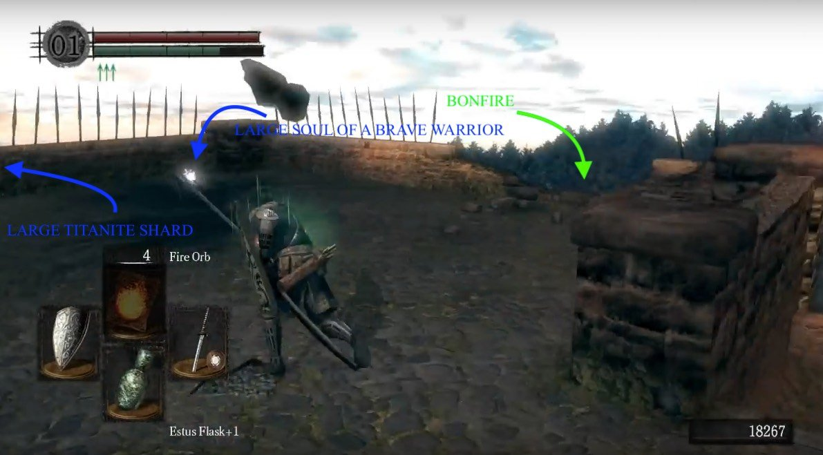 Sens Fortress Dark Souls Wiki