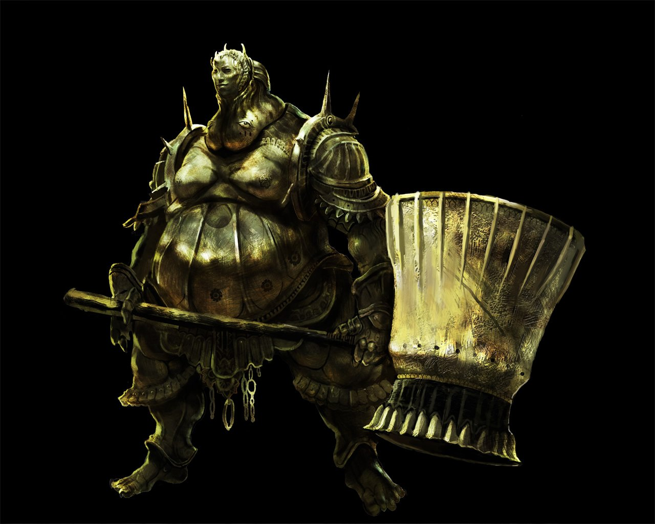 dragon slayer ornstein and executioner smough cheese