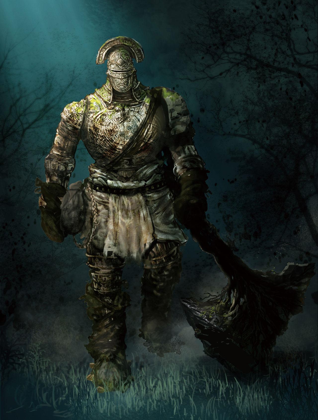 Stone guardian dark souls wiki