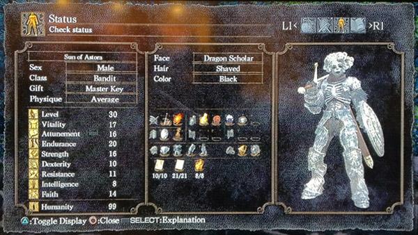 Dark Souls  Op Pvp Build Early Level