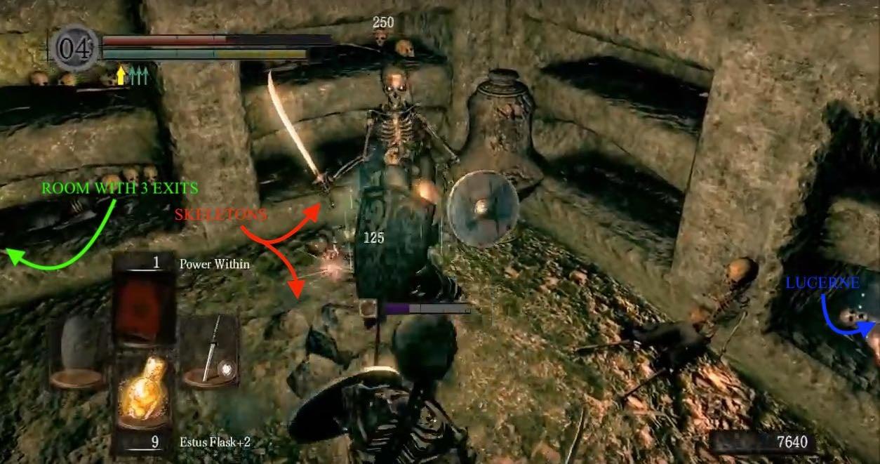 The Catacombs | Dark Souls Wiki