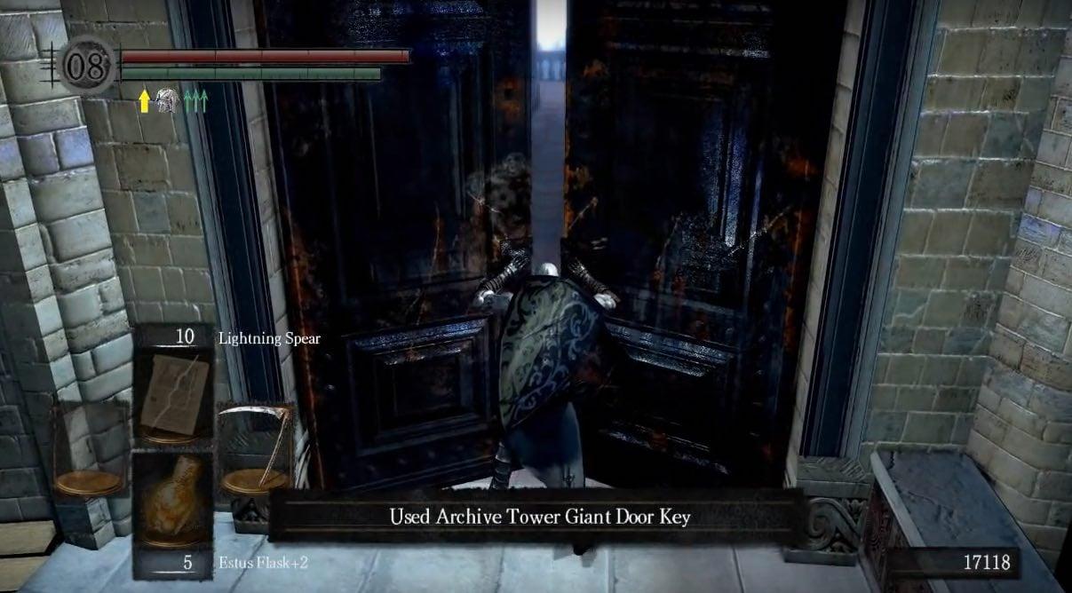 The Duke's Archives | Dark Souls Wiki