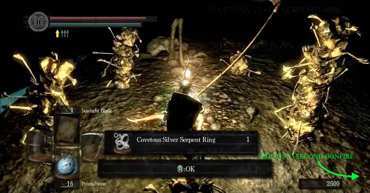 Tomb of Giants | Dark Souls Wiki