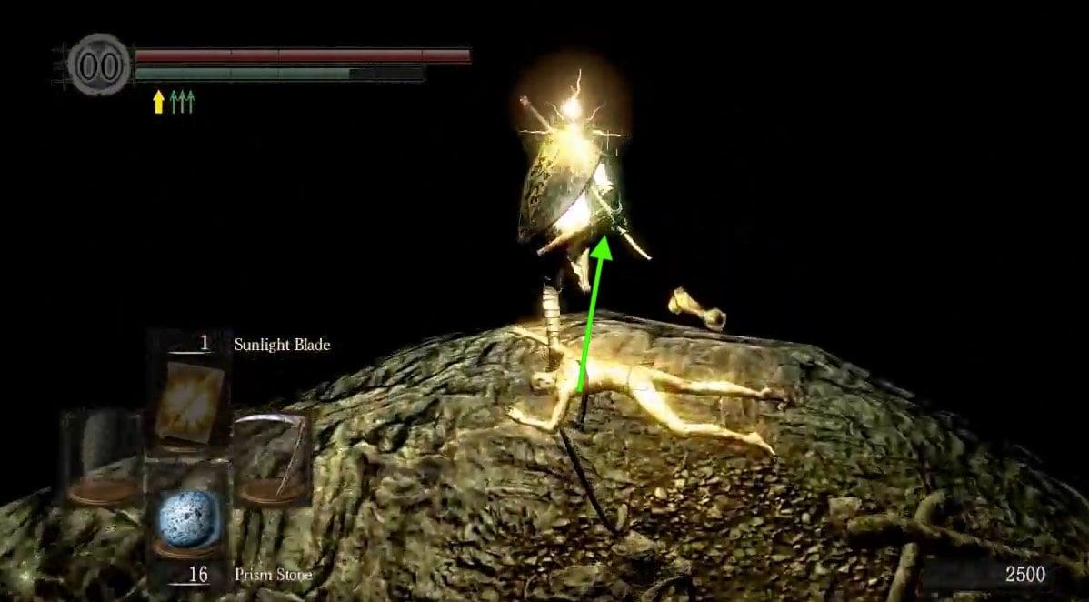 Tomb of Giants   Dark Souls Wiki