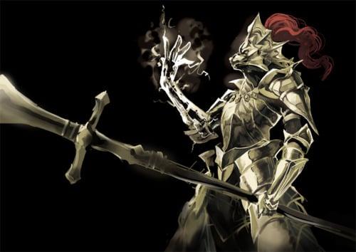 Ornstein Dark Souls  Build