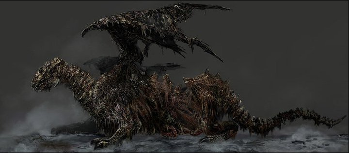 Undead dragon dark souls wiki undead dragon pronofoot35fo Choice Image
